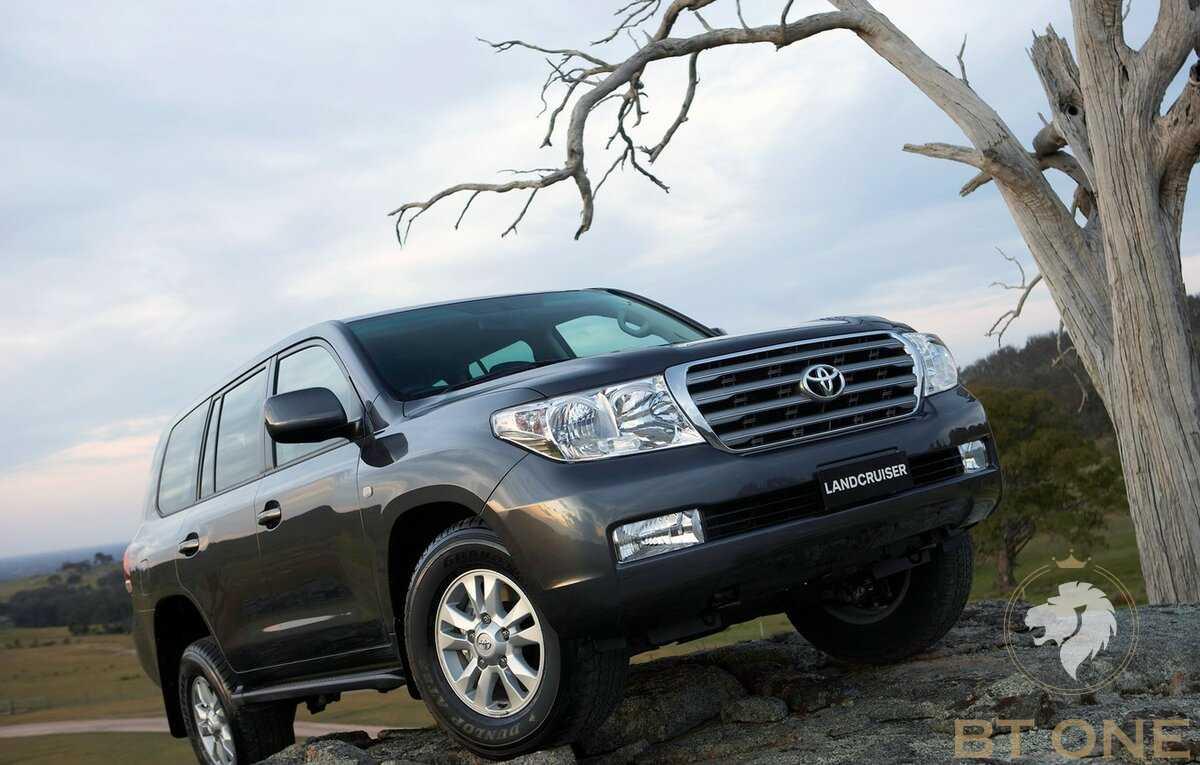 Сколько стоят модели Toyota Land Cruiser?