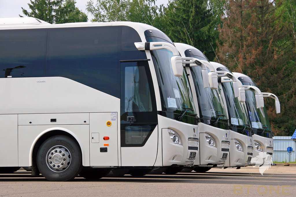 Междугородние перевозки пассажиров