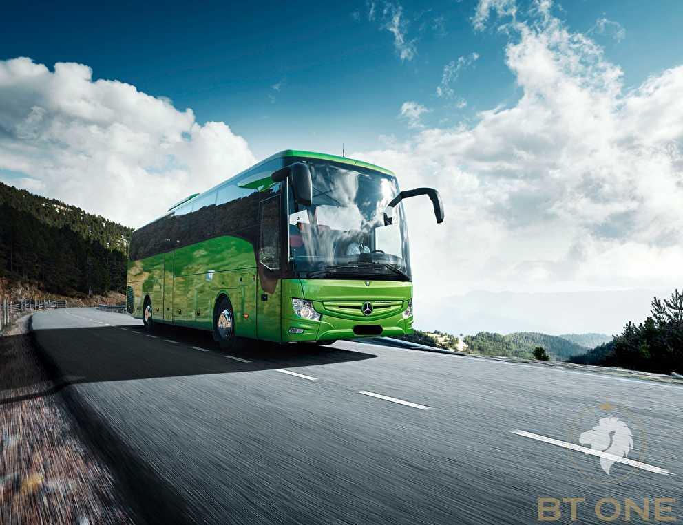 Как устроен автобус