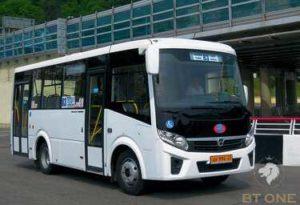 средний автобус